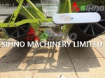 3 Rows High Quality Hand Push Vegetables Planter